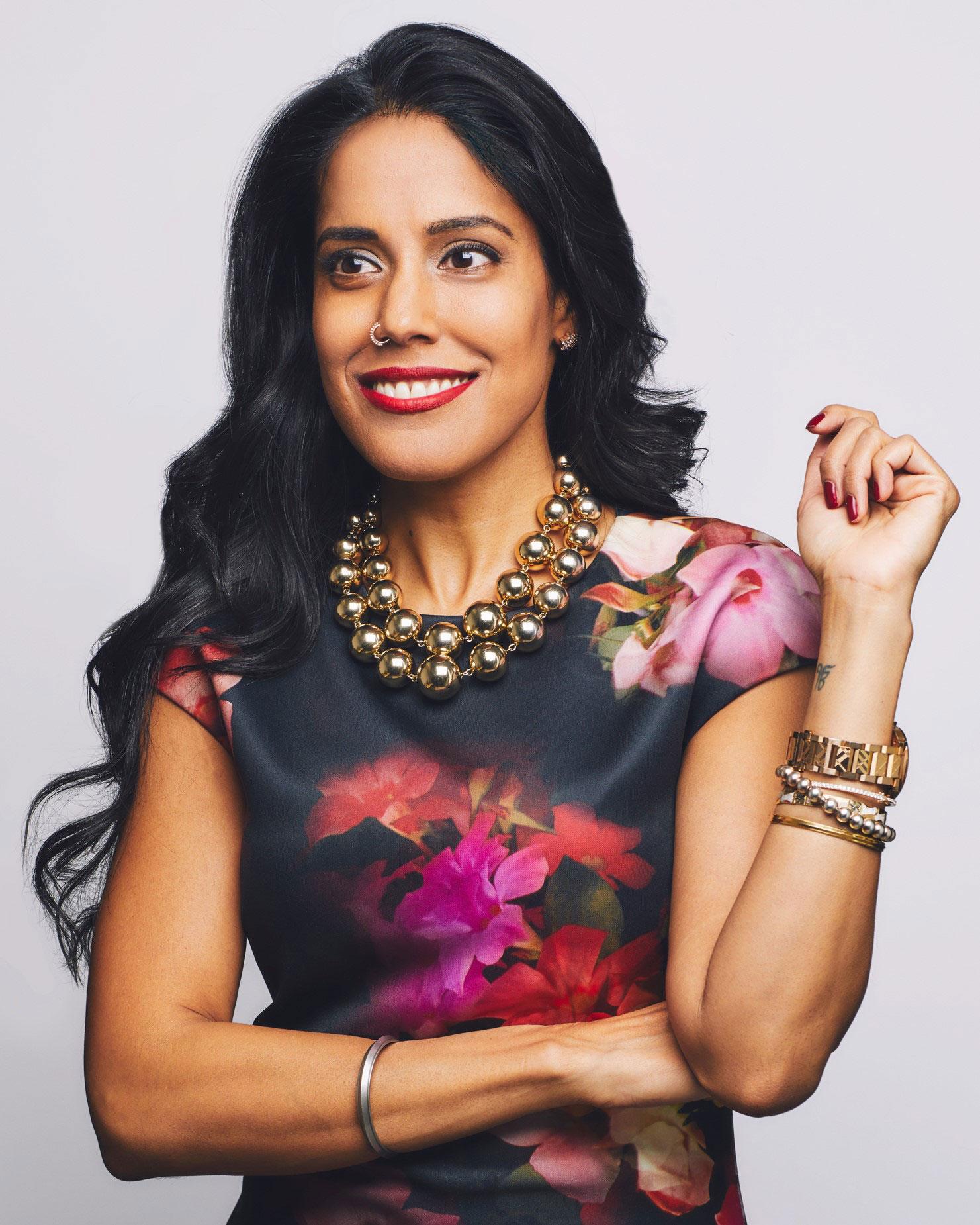 Ritu Bhasin headshot