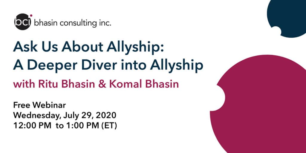 Ask Us About Allyship